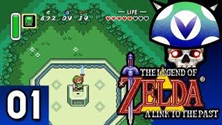 [Vinesauce] Joel - The Legend of Zelda: A Link to the Past ( Part 1 )