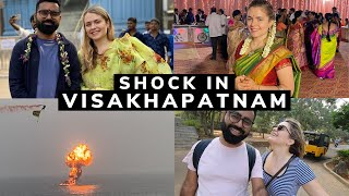 Something Shocking Happened in Vizag || India Vlog