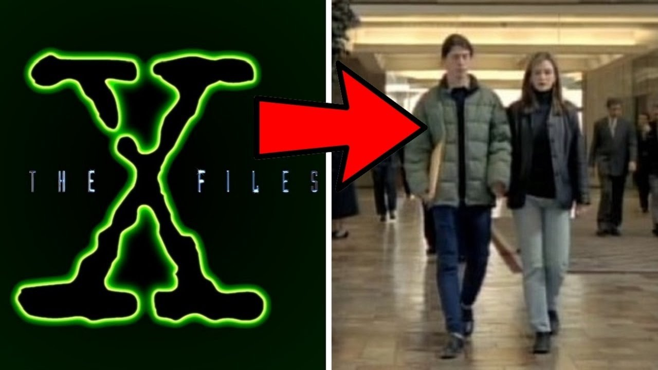 Download Dave Grohl's Cameo On The X-Files! (Season 3 Episode 17)