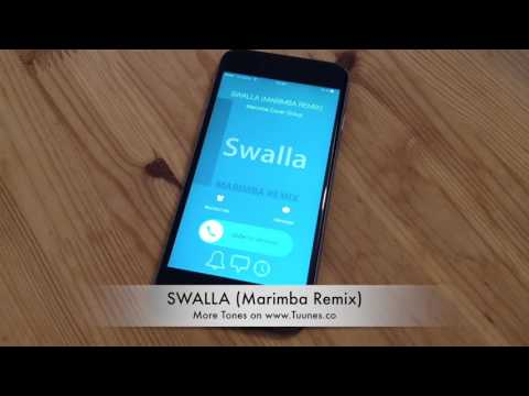 Swalla Ringtone (Jason Derulo Tribute Marimba Remix Ringtone) • For iPhone & Android