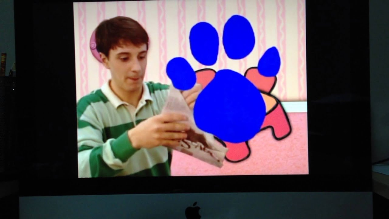 Cafe Blue Clues