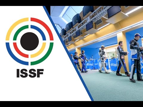 10m Air Rifle Men Final - 2017 ISSF World Cup Stage 4 in Munich (GER)