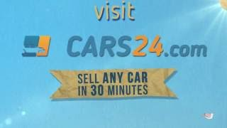Cars 24 Landing Page Video