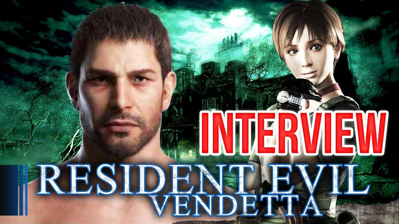 Resident Evil Vendetta Update Cgi Movies Youtube