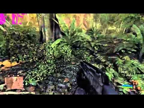 Crysis Warhead   Тест старой игры