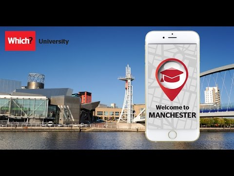 Study in Manchester | Which? University
