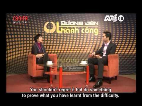 Đường đến thành công VTC10 - CEO Đoàn Thị Bích Ngọc
