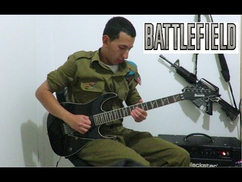 Evolution Of Battlefield Meets Guitar