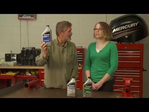 Mercury - Quicksilver Oil