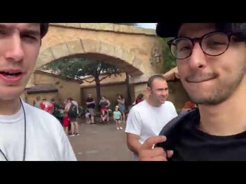 Disney World Magic Kingdom Bathroom Reviews