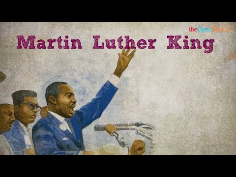 The Life of Martin Luther King Jr., | The OpenBook