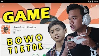 ADA GAME BOWO TIKTOK DI PLAYSTORE?!