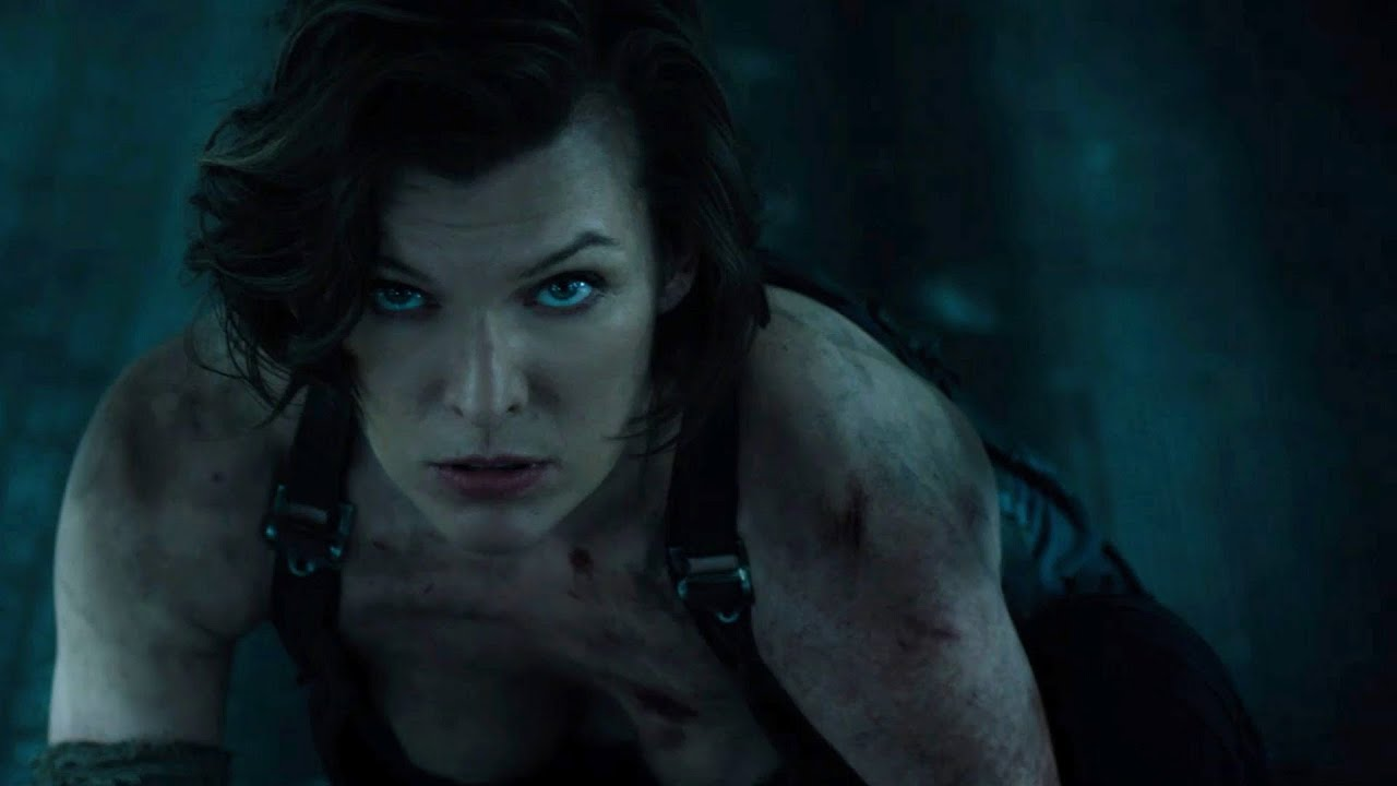 Resident Evil The Final Chapter Official Trailer: 'Resident Evil: The Final Chapter' Trailer