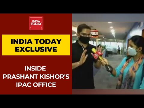 Inside Prashant Kishor's IPAC Office In Kolkata After The Big Victory In West Bengal