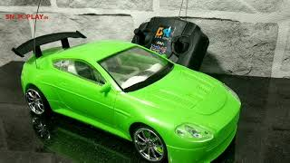 Future Pioneer Car (Remote Controlled Car)