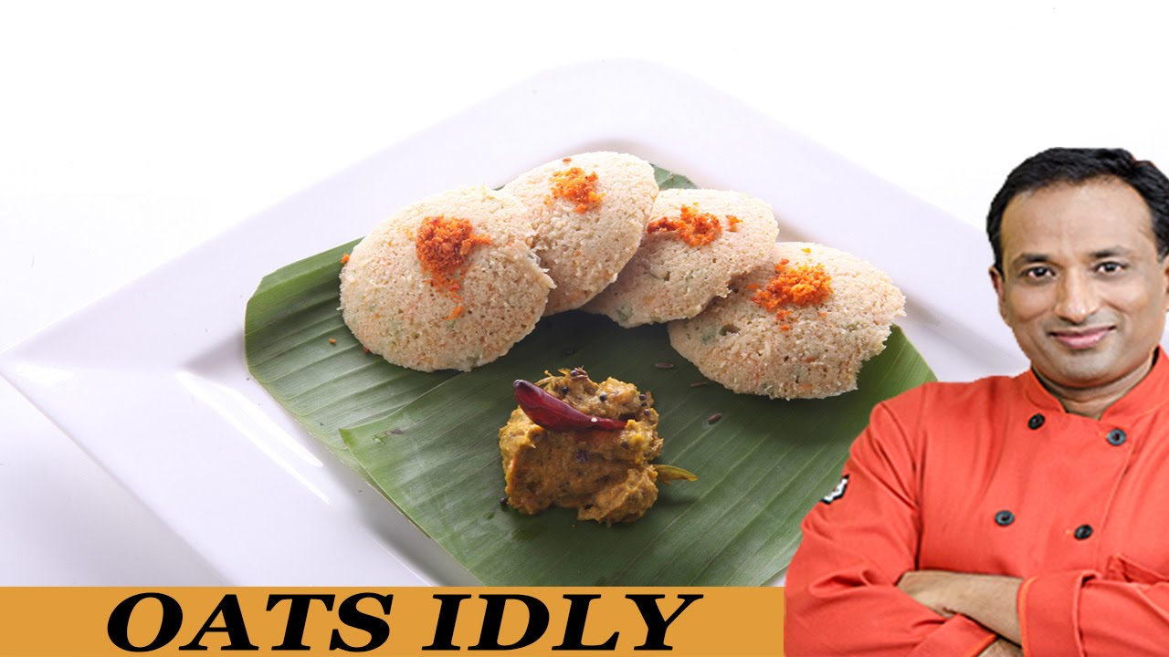 Oats Idli - Super Food