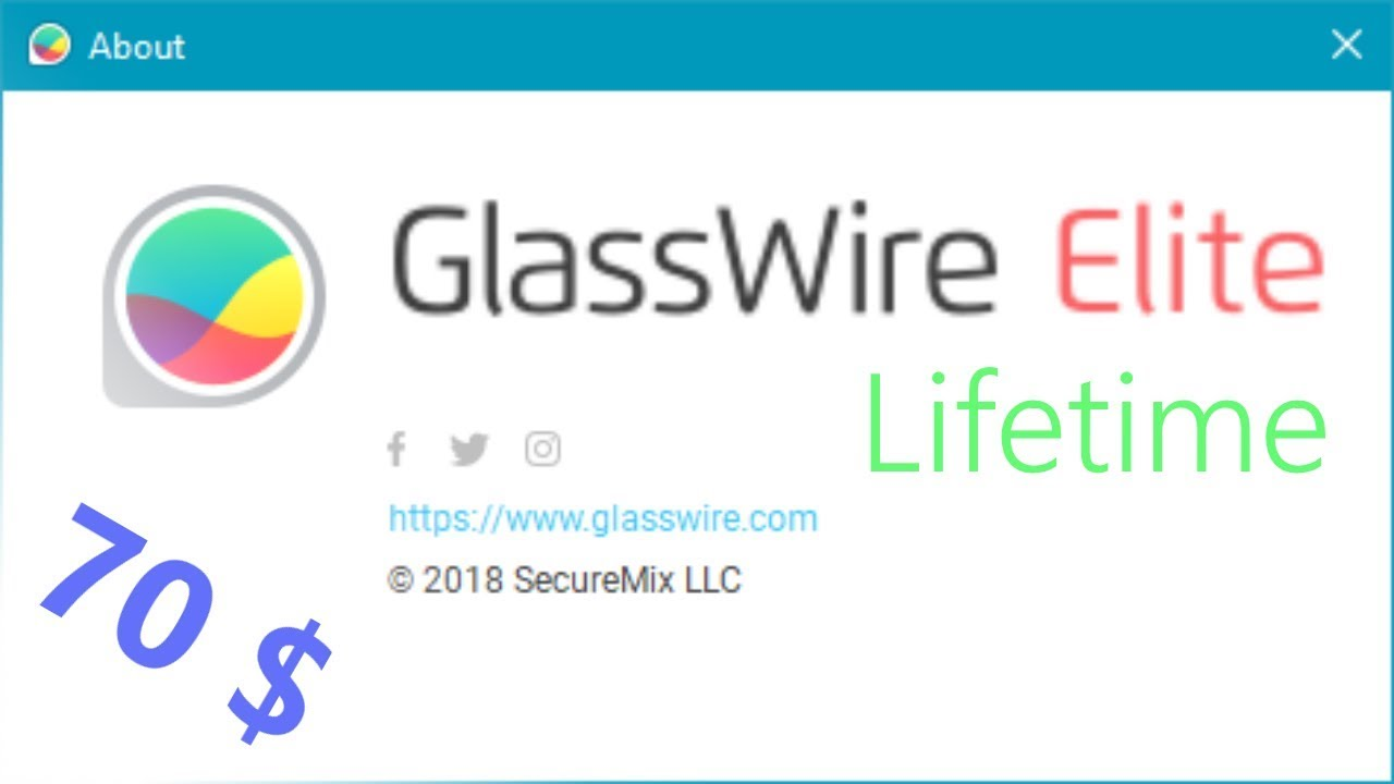 glasswire elite serial
