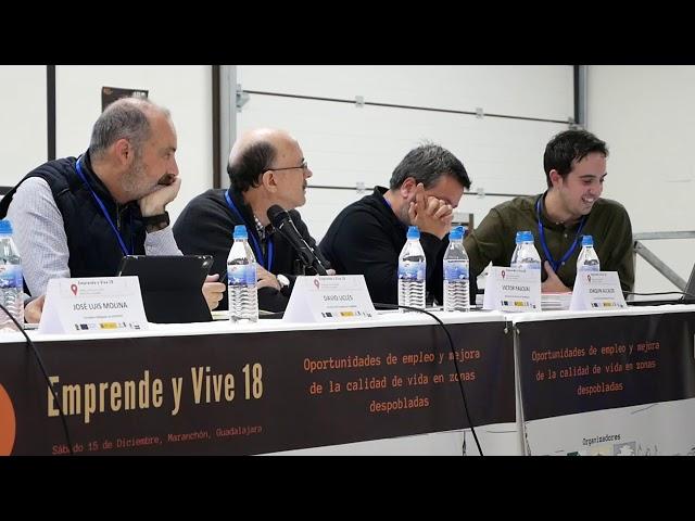 Participación de la Asociación de Turismo de Guadalajara en Emprende y Vive 18 Maranchón