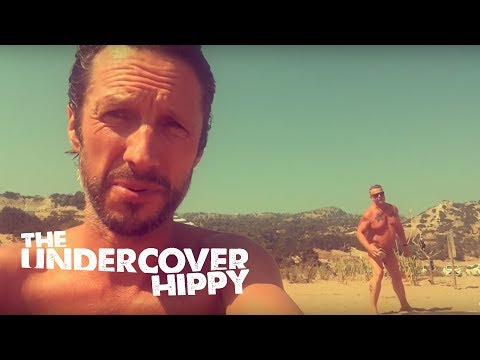 An Undercover Hippy Postcard from Rhodes