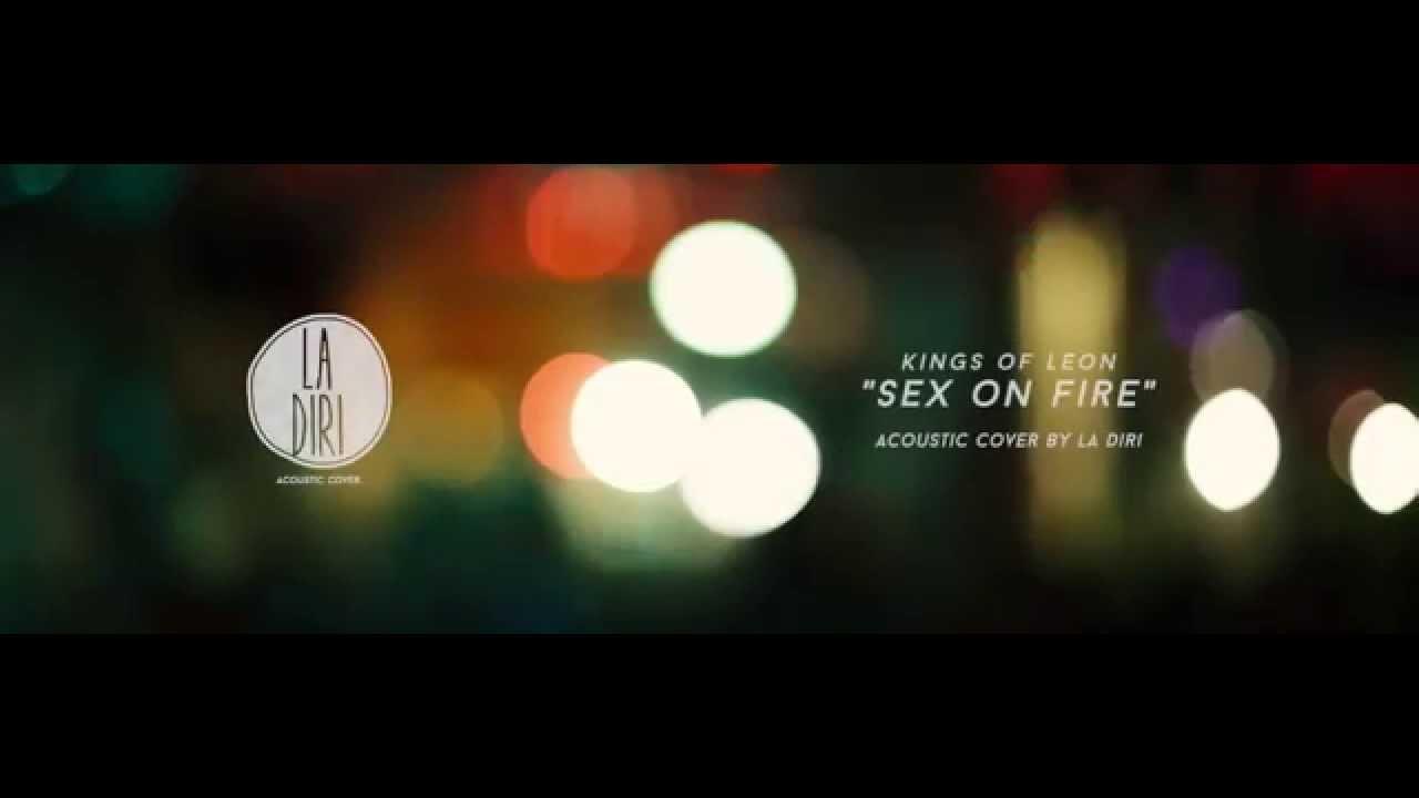 kings of leon sex on fire snl