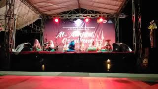 Download Marawis Al Mubarok , lagu tholama , tampil perdana di festival al amjad tigaraksa