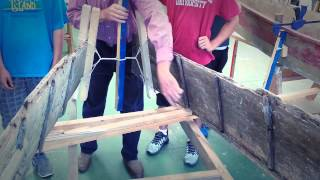 STEM 210 Muskrat Trapping Boats 9/11