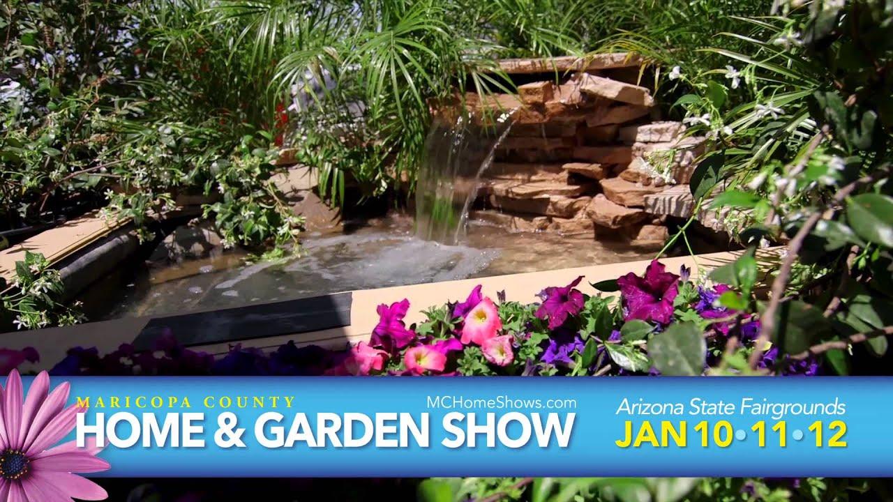 Maricopa County Home Garden Show January 10 11 12
