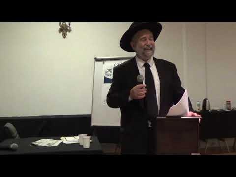 Identidad Judia por el Rabino Aharon Gulman (VIDEO)