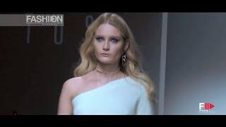 FEDERICA TOSI Haute Couture Spring 2019 Rome - Fashion Channel
