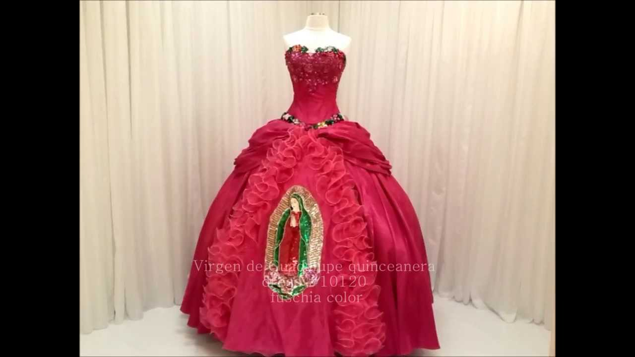 Virgen De Guadalupe Dress 10120
