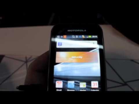 Motorola Defy Mini hands on
