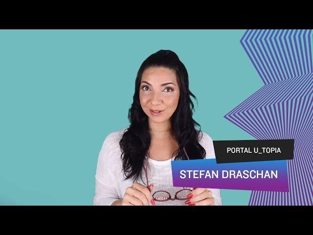 Portal U_topia - Stefan Draschan, museu, aura e epifania