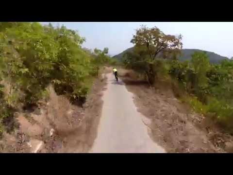 FAT BIKE Rayong: ดาวน์ย้อนศรลง จากจุดชมวิว เกาะล้าน