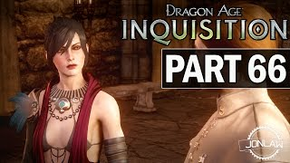 Dragon Age: Inquisition Walkthrough Part 66 Eluvian - Lets Play Gameplay