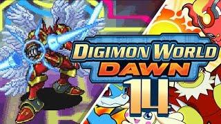 Digimon World Dawn - Finale - VS The Gaia Origin