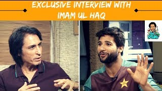 Exclusive Interview with Imam Ul Haq | Ramiz Speaks thumbnail