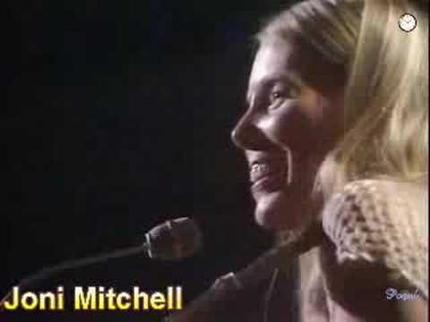 Joni Mitchell Big Yellow Taxi