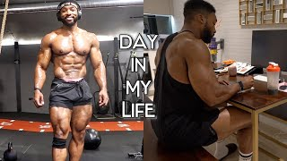 A PRODUCTIVE DAY IN MY LIFE   Gym Workout, What i Eat In A day & Creating Content