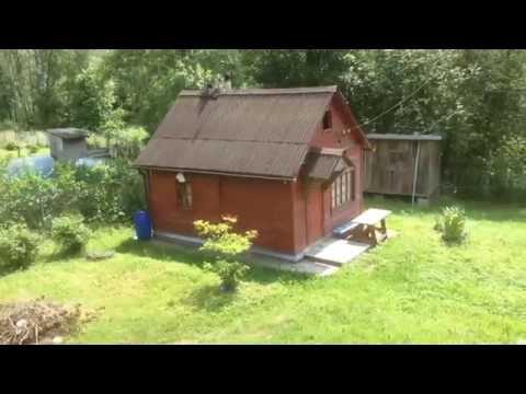 Дом и земельный участок в Выборгском районе Ленинградской области .