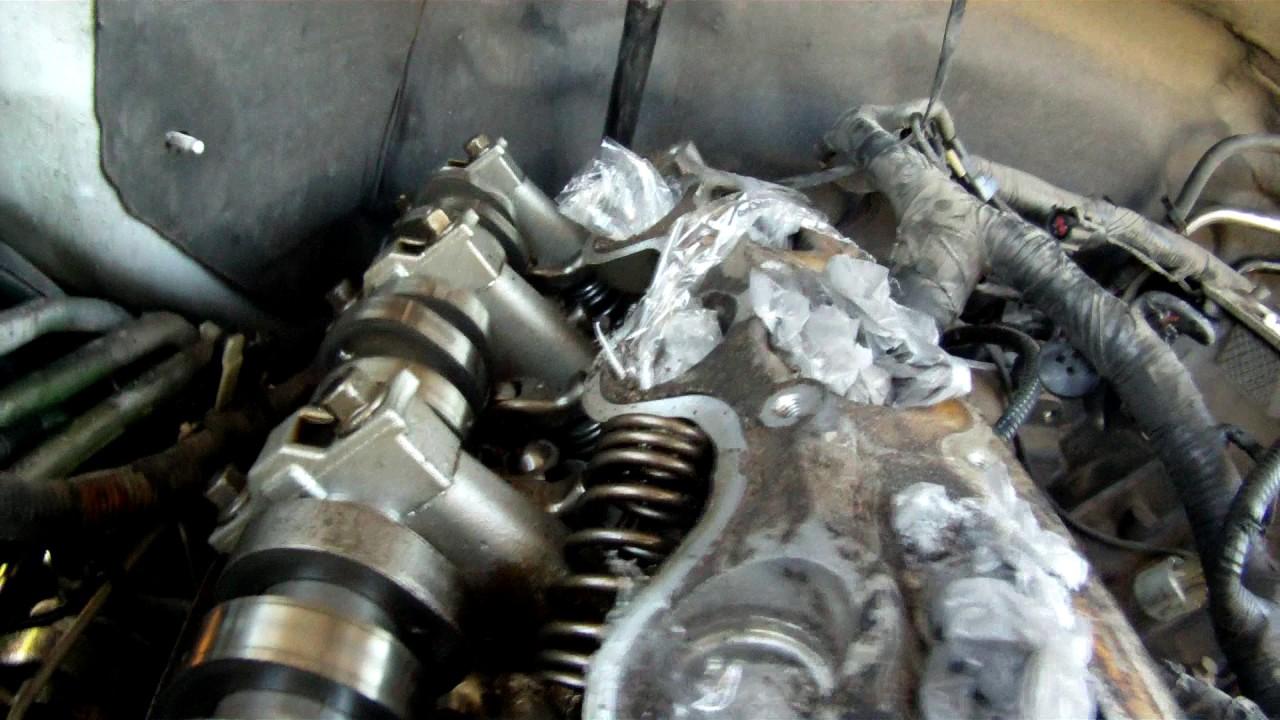 05 ford 5 4l triton lifter failure [ 1280 x 720 Pixel ]