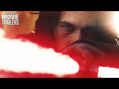 Star Wars: The Last Jedi Trailer | First look at Episode VIII unveiled