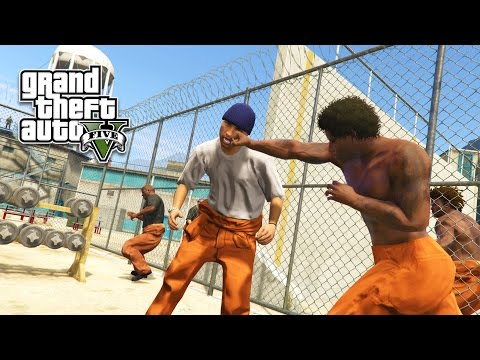 GTA 5 PC Mods - PRISON MOD!!! GTA 5 Prison Gangs & Prison Break Mod Gameplay! (GTA 5 Mods Gameplay)