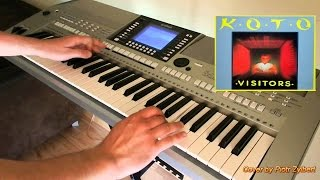 Koto - Visitors - Live Remix on Yamaha by Piotr Zylbert (HD)