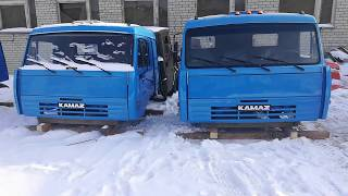 Продажа ремонт кабин Камаз после капитального ремонта (отзывы)