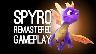 Spyro Remastered Gameplay: Let's Play Spyro Reignited Trilogy - TAKE THAT, KINDLY SHEPHERD
