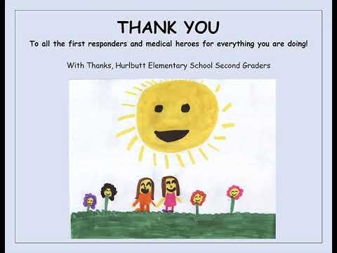 Hurlbutt Elementary School You Are My Sunshine Project 1