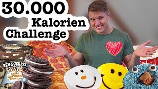 30.000 Kalorien Challenge