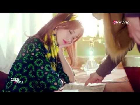 Pops in Seoul-Girls′ Generation(소녀시대) _ (Lion Heart) - MV