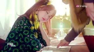 Pops in Seoul Girls Generation 소녀시대 _ Lion Heart MV