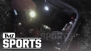 MICHAEL FLOYD SHOCKING DUI ARREST VIDEO... NFL Star Passed Out at the Wheel | TMZ Sports